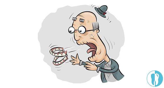 全口假牙影响吃东西吗
