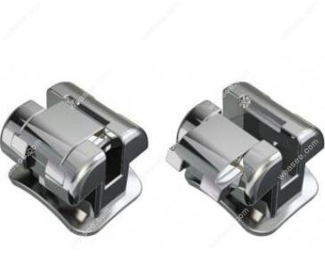 韩国好比特金属自锁托槽和国产的区别和价格对比